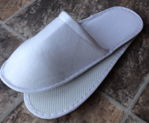 Closed Toe Standard Nap Slippers