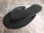Blue Box Socks - Flip Flops