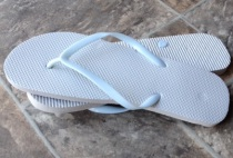 Blue Box GB PE Flip Flops